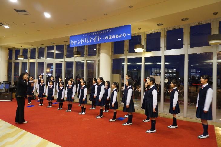 原町第一小学校 合唱部