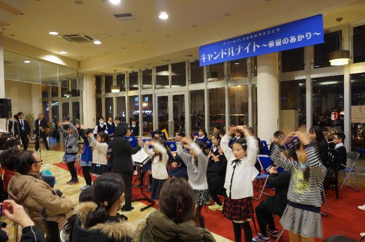 石神第二小学校 吹奏楽部