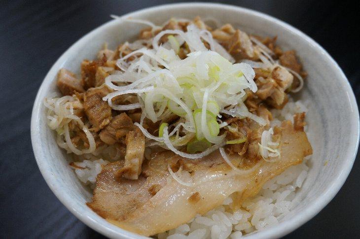 炒めチャーシュー丼