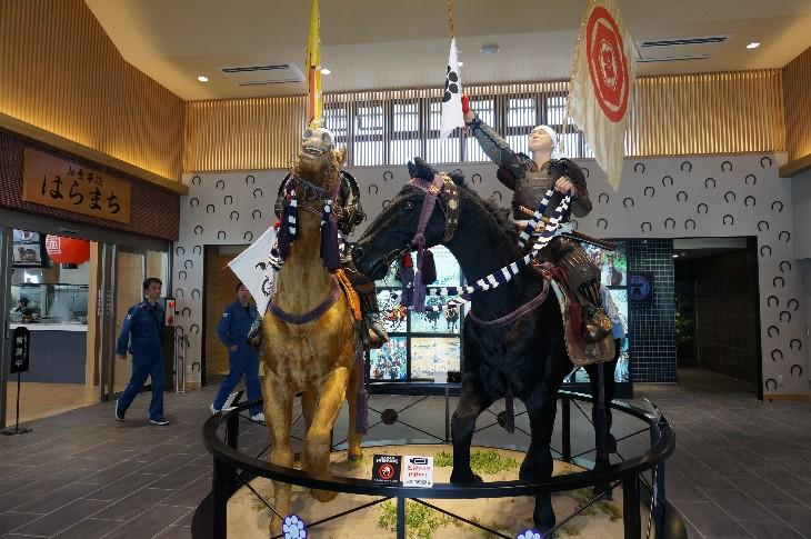 相馬野馬追の騎馬武者
