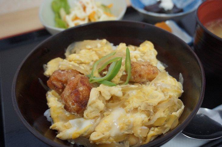 日替わり定食500円