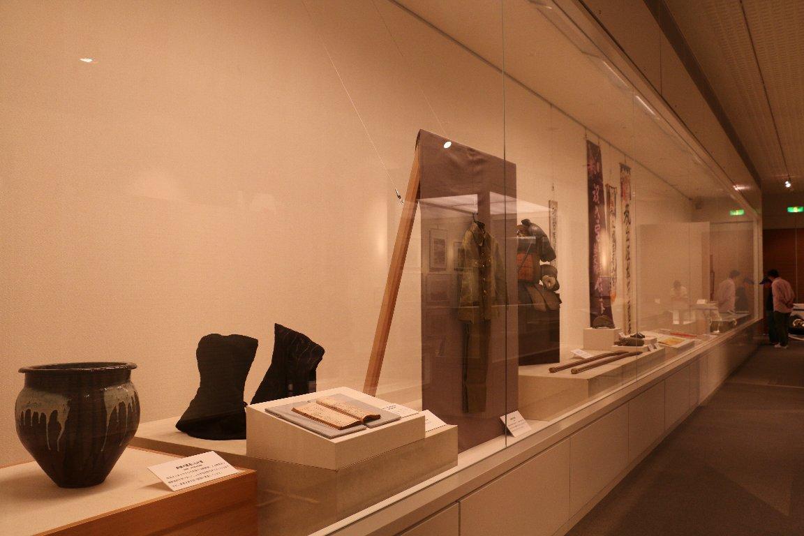 南相馬市博物館戦後70年特別展「原町飛行場と戦争展」