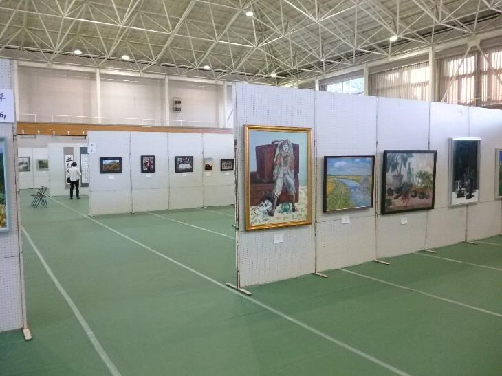 南相馬市総合美術展覧会
