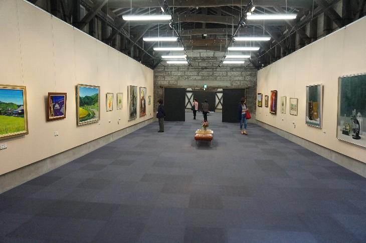 『原陽会』美術展