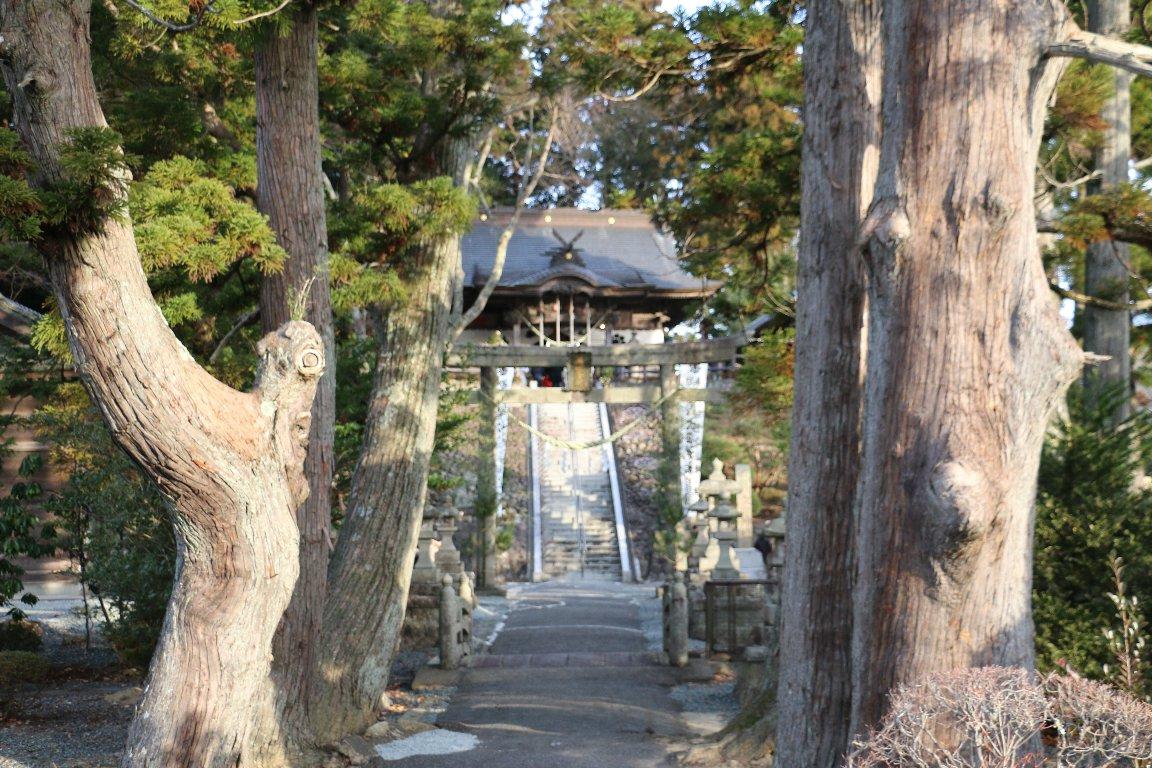 相馬太田神社