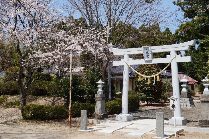 楢葉八幡神社