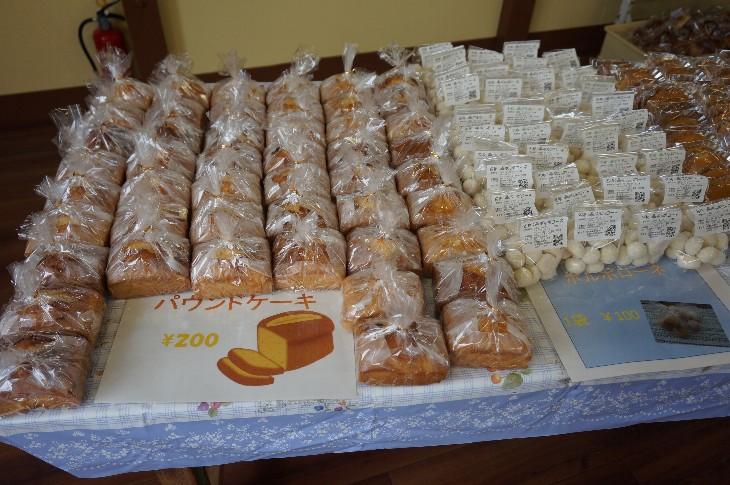 大好評の手作りパン
