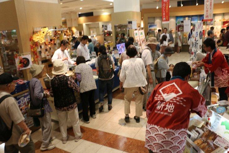 2017.9.9_10福島県相双地方物産展「サムライフード祭りVol.2」