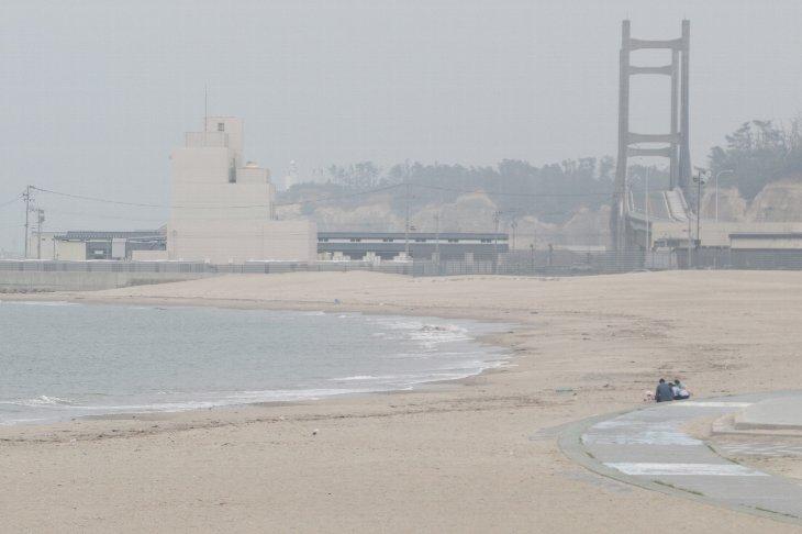 【相馬市】原釜尾浜海水浴場