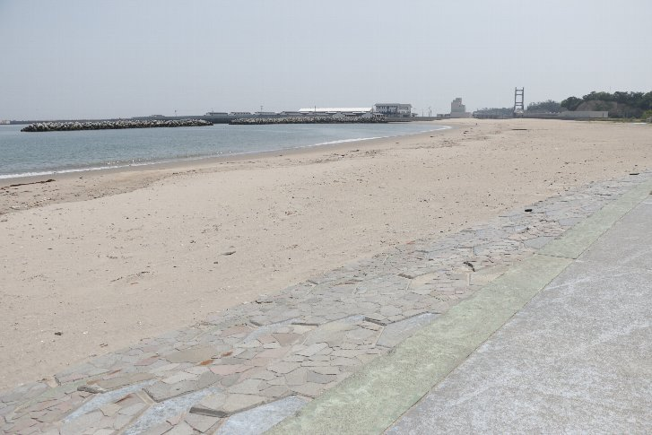 原釜尾浜海水浴場3