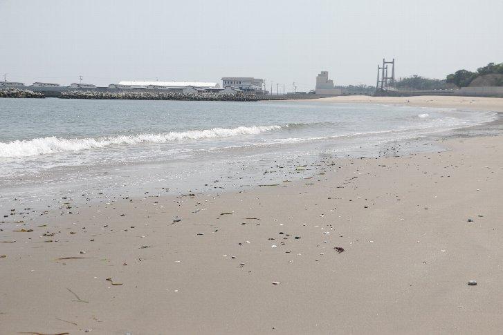 原釜尾浜海水浴場2