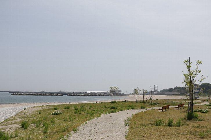 原釜尾浜海水浴場5