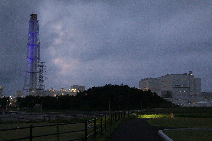 東北電力原町火力発電所