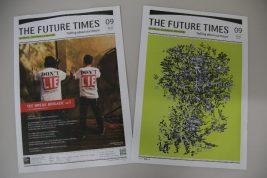 新しい時代のこと、これからの社会のこと。未来を考える新聞『THE FUTURE TIMES』