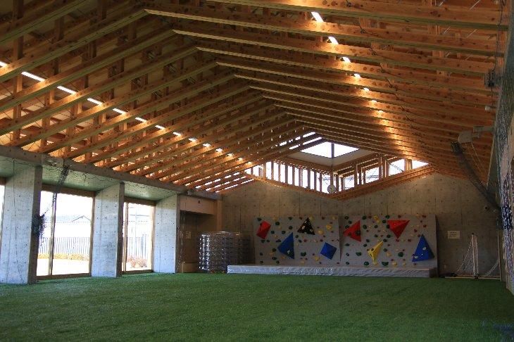 南相馬市小高区復興拠点施設 小高交流センター「あそびばラシクル」