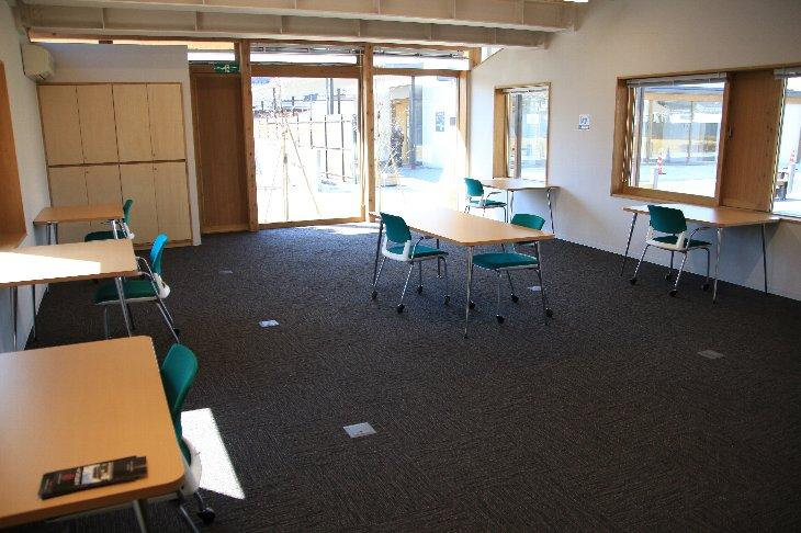 南相馬市小高区復興拠点施設 小高交流センター「チャレンジオフィス」