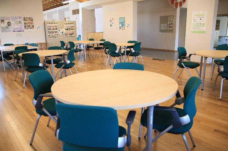 南相馬市小高区復興拠点施設 小高交流センター「交流スペース」