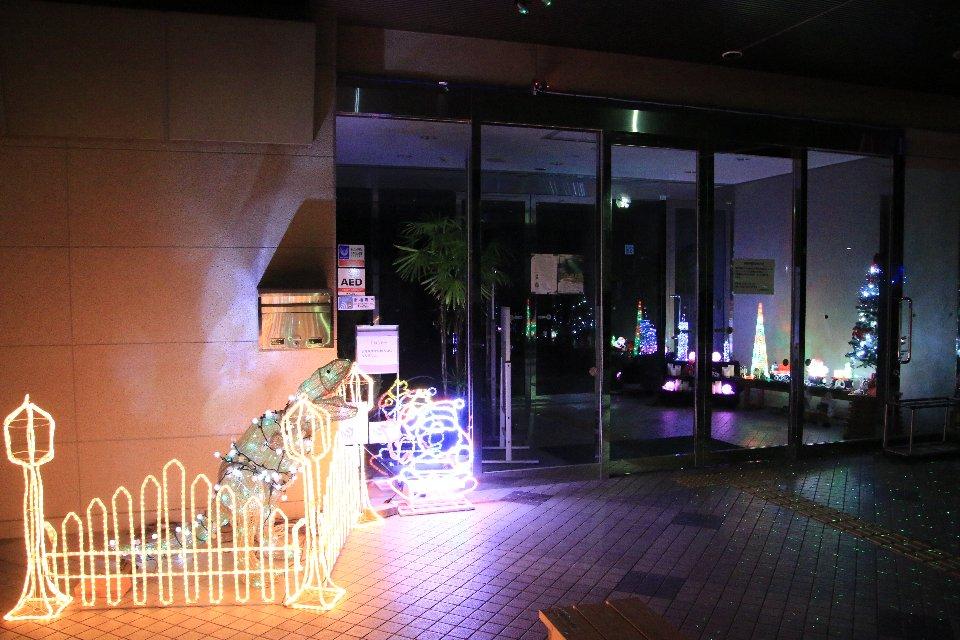 浮舟文化会館