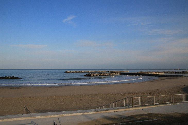 新地町釣師浜海水浴場