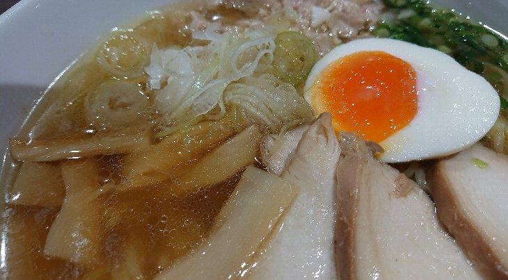 浜鶏ラーメン2