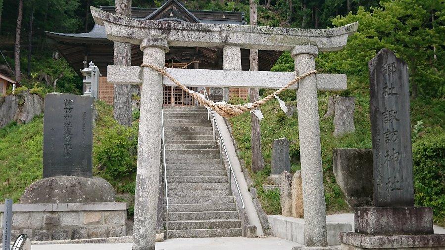 下川内諏訪神社2