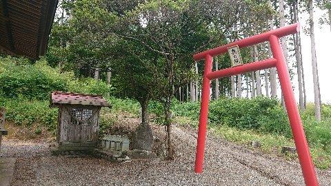 富岡上手岡麓山神社8