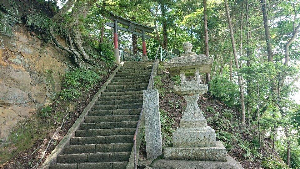 小泉八坂神社お夜籠り26