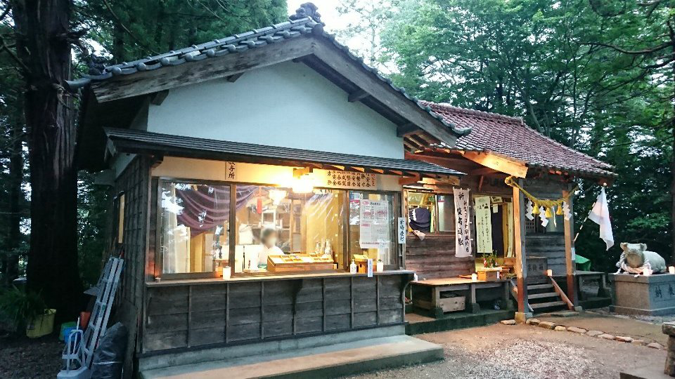 小泉八坂神社お夜籠り28