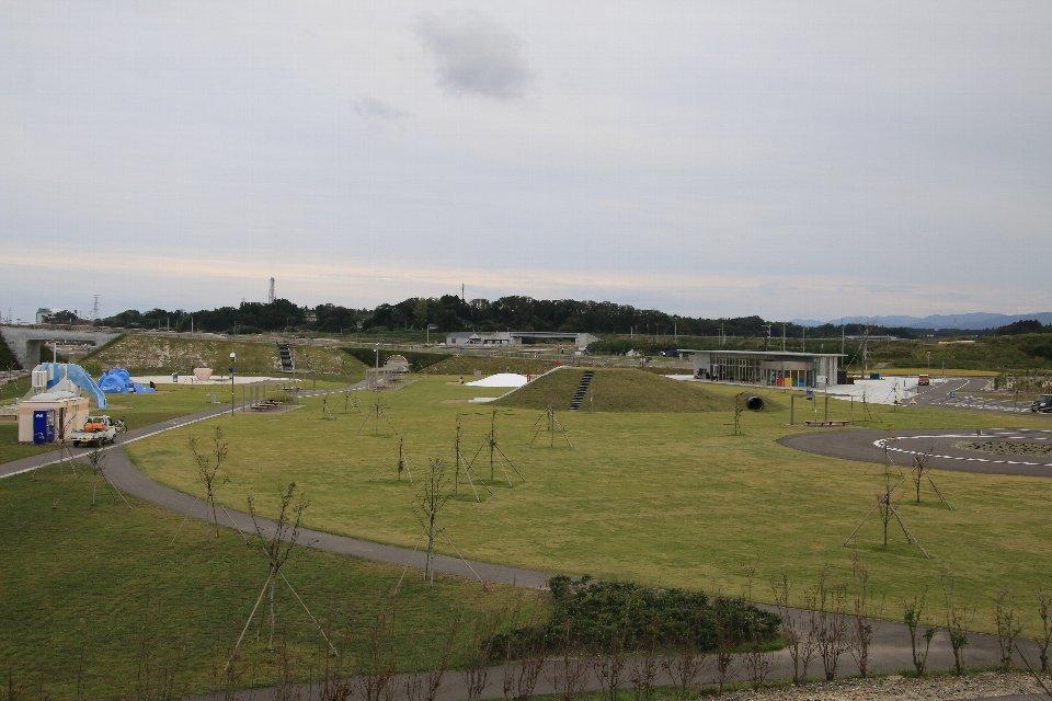釣師防災緑地公園2