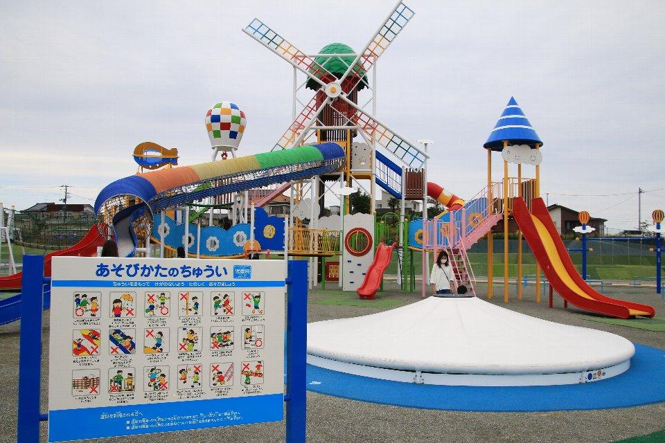 【[相双ゆたどさ]相馬市】相馬尾浜こども公園