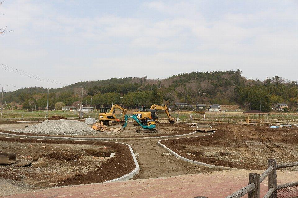 相双桜2021-上繁岡溜池(楢葉町)