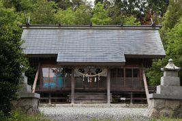 出羽神社 - 楢葉町