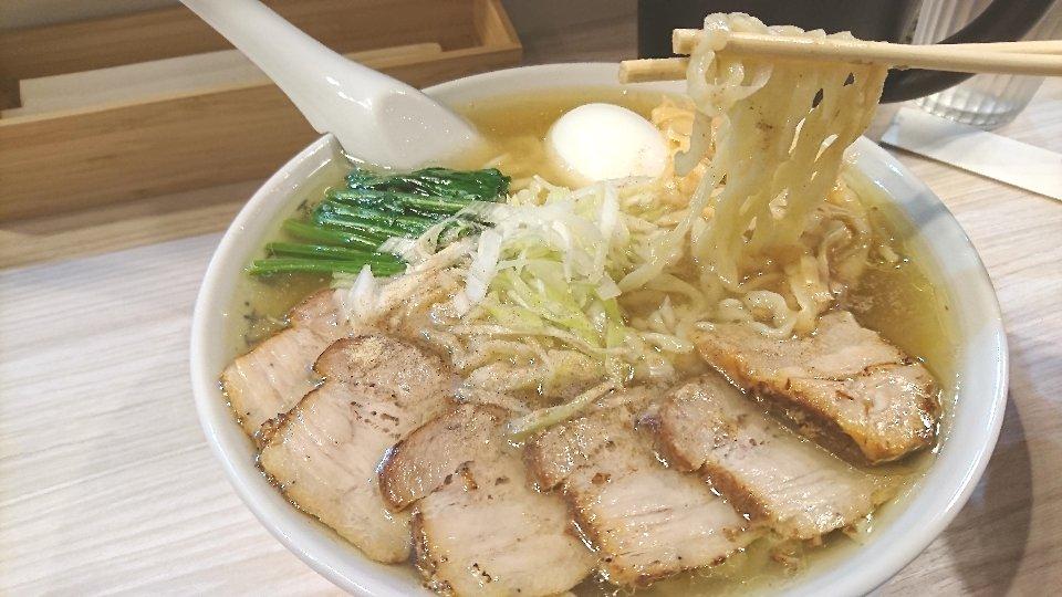 ちぢれ麺『千代田軒』