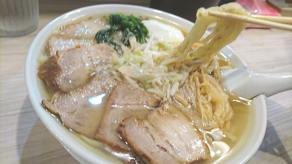 ストレート麺『千代田軒』