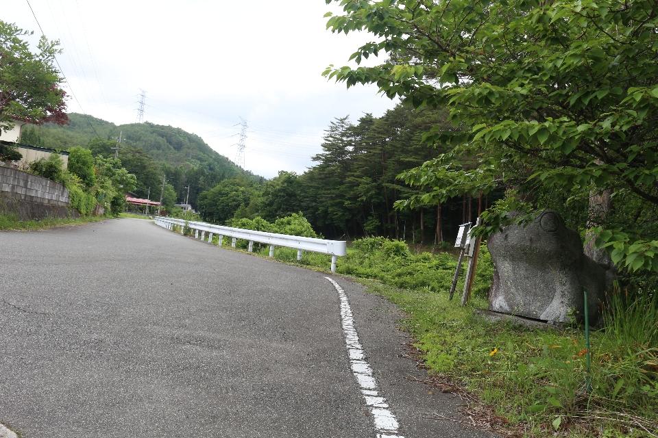 平伏沼 - 川内村5