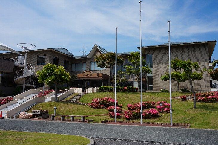 楢葉町・天神岬スポーツ公園